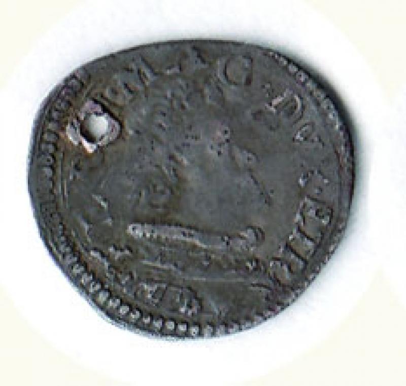 obverse: FIRENZE - Ferdinando I (1587-1608) - Quarto di Giulio sd. I serie