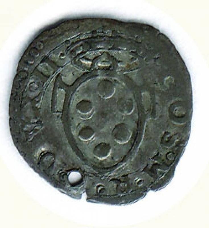 reverse: FIRENZE - Cosimo II (1608-1621) - Crazia Sd II serie