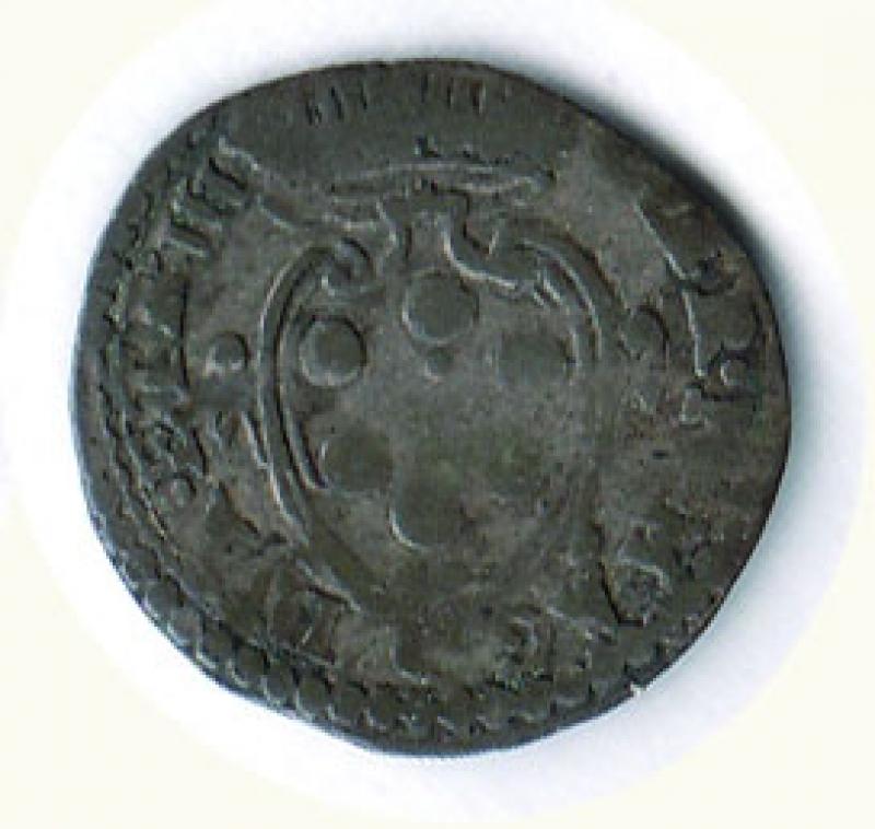 reverse: FIRENZE - Cosimo II - Crazia III serie - MIR 278.