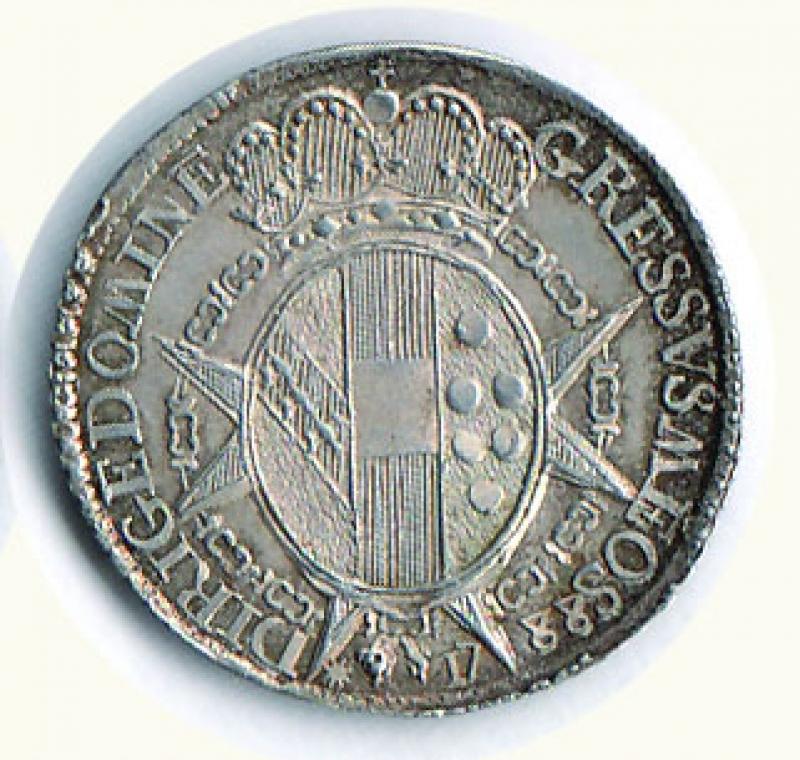 reverse: FIRENZE - Pietro Leopoldo (1765-1790) - Paolo 1788