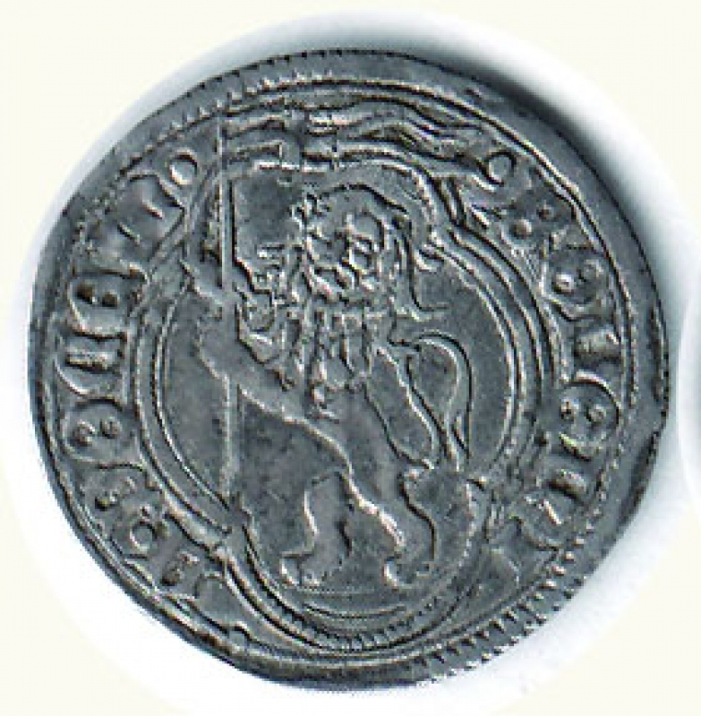 obverse: BOLOGNA - Repubblica( sec XV) Grosso