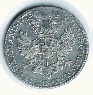 obverse: AUSTRIA - Maria Teresa - ½ Kronentahaler  1773.
