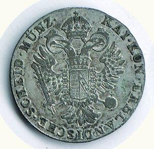 obverse: AUSTRIA - Francesco II - 12 Kreutzer 1795 - Zecca Vienna.