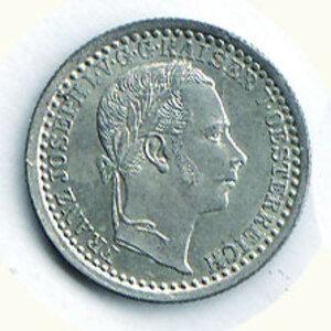 obverse: AUSTRIA - Francesco Giuseppe - 5 Kreuzer 1859.