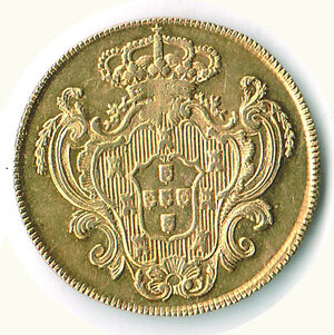 reverse: BRASILE - Maria (1786-1816) - 6.400 Reis 1792