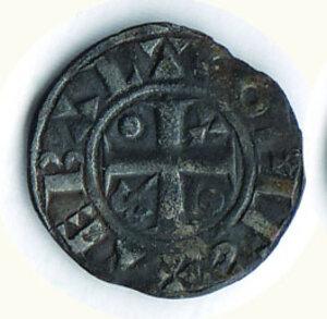 obverse: FRANCIA - Provenza - Tebaldo II (1125-1152) - Denaro provisino.