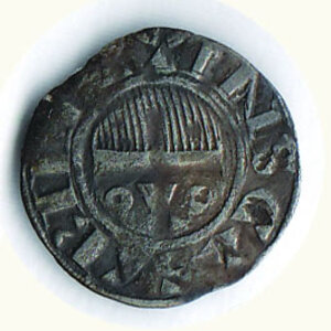 reverse: FRANCIA - Provenza - Tebaldo II (1125-1152) - Denaro provisino.
