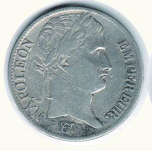obverse: FRANCIA - Napoleone I Imperatore (1804-1815) - 5 Francs 1811