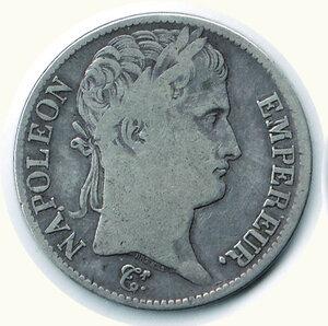 obverse: FRANCIA - Napoleone I Imperatore - 5 Francs 1812