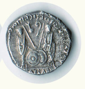 reverse: ROMA - Augusto (27aC-14dC) - Denario