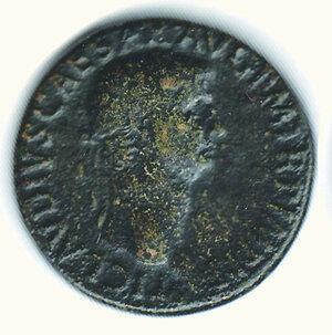 obverse: ROMA - Claudio (41-54) - Sesterzio