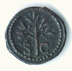reverse: DOMIZIANO (81-96) - Quadrante