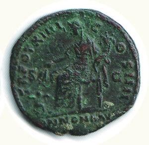reverse: ANTONINO PIO (138-161) - Asse