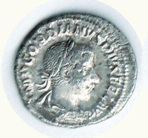 obverse: ROMA GORDIANO III Denario