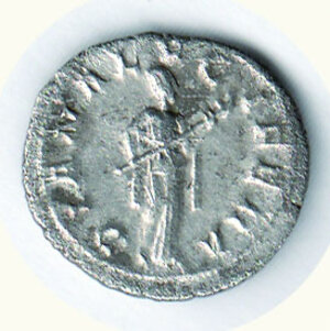reverse: ROMA GORDIANO III Denario