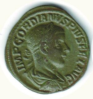 obverse: ROMA - Gordiano III (238-244) - Sesterzio