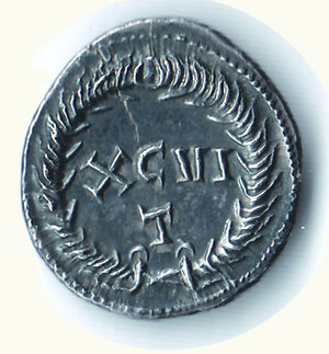 reverse: DIOCLEZIANO (284-305) - Argenteo;