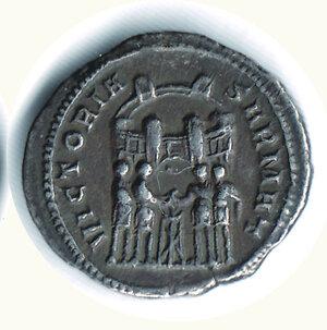 reverse: MASSIMIANO (primo regno 285-305) - Argenteo;