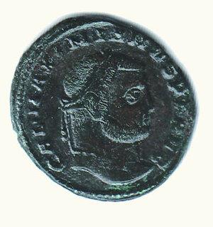 obverse: ROMA GALERIO Follis zecca di Tessalonica