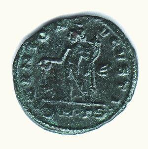 reverse: ROMA GALERIO Follis zecca di Tessalonica