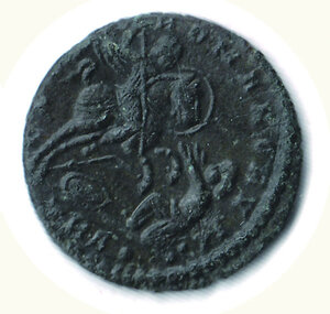 reverse: MAGNENZIO (usurpatore) 350-353 AE2 - Zecca Treviri. 90