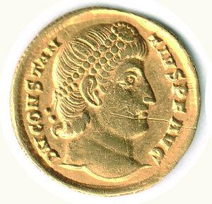 obverse: COSTANZO II (337- 361) (figlio di Costantino) - Solido