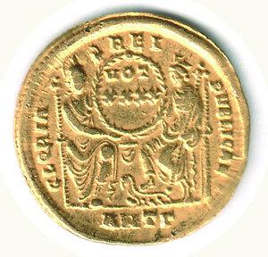 reverse: COSTANZO II (337- 361) (figlio di Costantino) - Solido