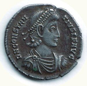 obverse: COSTANZO II - Siliqua - Zecca Sirmium