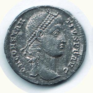 obverse: COSTANZO II  - Siliqua - Zecca Antiochia;