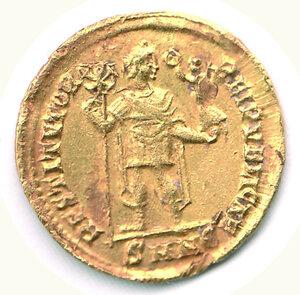 reverse: VALENTINIANO I (364-375 ) - Solido Nicomedia;
