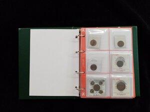 reverse: REGNO D ITALIA - Album contenente 36 monete