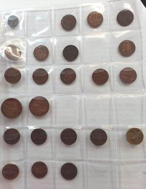 obverse: VITTORIO EMANUELE III - Lotto di 76 monete
