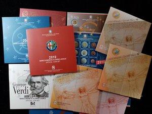 obverse: REPUBBLICA ITALIANA - Lotto di 24 serie annuali