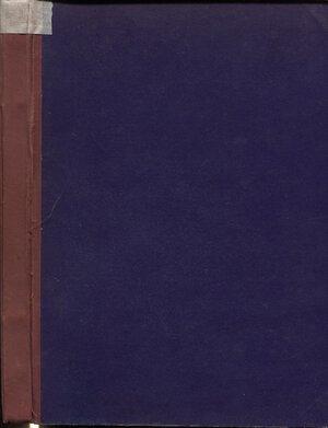 obverse: BARANOWSKY  M. -  Milano, 2 – Febbraio, 1932. Collezione Trivulzio  III parte. Monete di zecche italiane; Toscana, Stato Pontificio, Meridione d'Italia e Sicilia.  Pp. 141 – 286,  nn. 2068 – 4082,  tavv. 44 – 73. Ril.  \ tela cartonato, da sistemare, interno buono stato, Val. e Agg, manoscritte con nomi aggiudicatari.