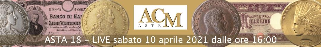 Banner ACM 18