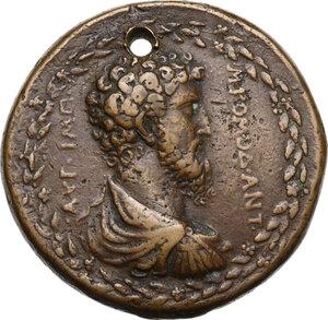 obverse: Commodo (177-192). Medaglia, prima metà del XVI sec