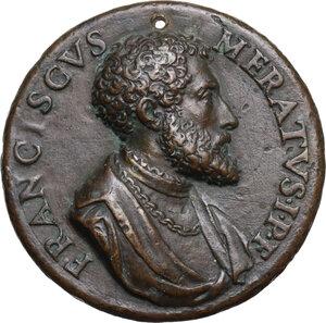 obverse: Francesco Merati. Medaglia, prima metà del XVI sec