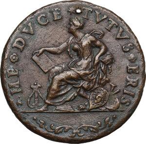 reverse: Francesco Merati. Medaglia, prima metà del XVI sec