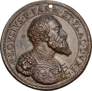 obverse: Pier Luigi Farnese (1545-1547).. Medaglia, c. 1547