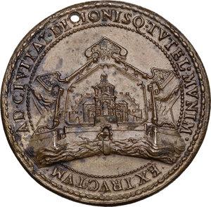 reverse: Pier Luigi Farnese (1545-1547).. Medaglia, c. 1547