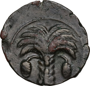 obverse: AE 19 mm. Circa 350/40-320/300 BC. Uncertain mint