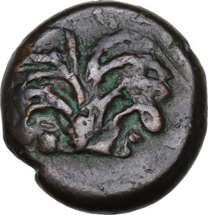 obverse: AE 16.5 mm. Circa 350/40-320/300 BC. Uncertain mint