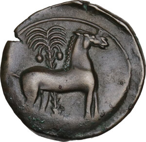 reverse: AE 16 mm. Circa 360-330 BC. Uncertain mint