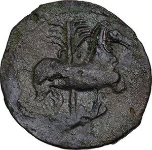 reverse: AE Dishekel. Circa 241-238 BC. Uncertain mint
