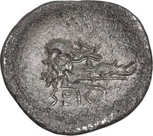reverse: Central Italy, Signia. AR Obol, 300, 280 BC