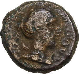 obverse: Northern Apulia, Arpi. AE 12.5 mm. Circa 325-275 BC