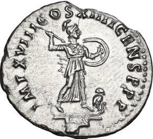 reverse: Domitian (81-96 AD).. AR Denarius, 88-89 AD