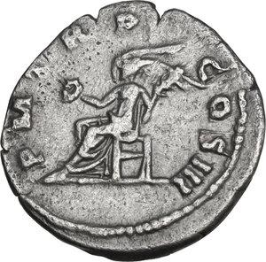 reverse: Hadrian (117-138).. AR Quinarius, Rome mint, 118 AD