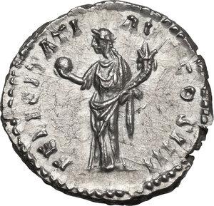 reverse: Antoninus Pius (138-161).. AR Denarius, Rome mint