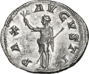 reverse: Maximinus I (225-238).. AR Denarius,